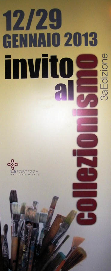 Invito al collezionismo 2013