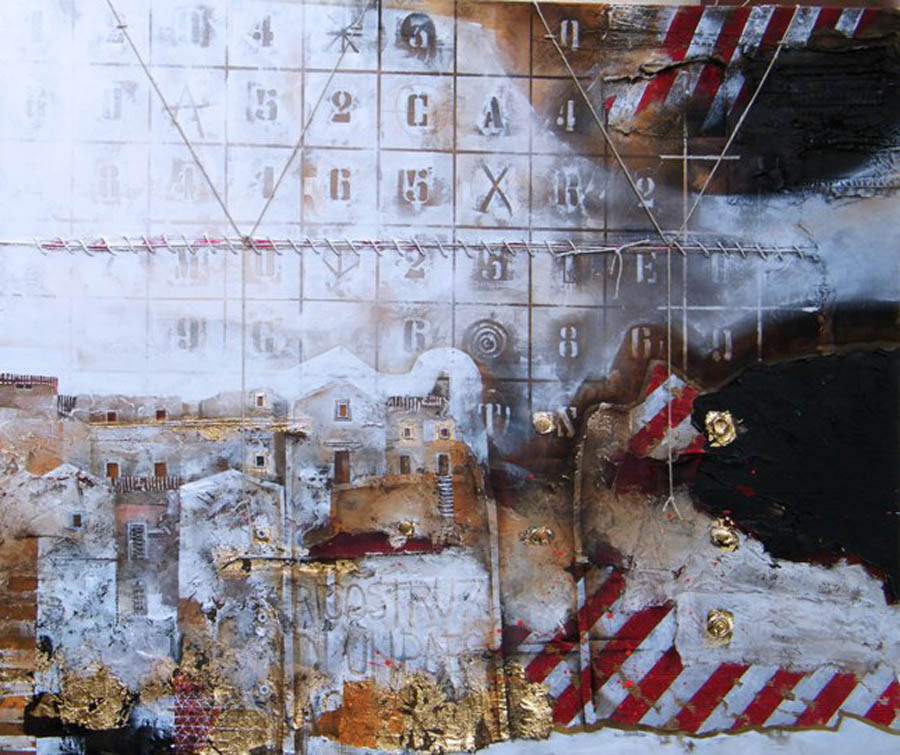 La ricostruzione di un paesaggio - Fulvio Dot