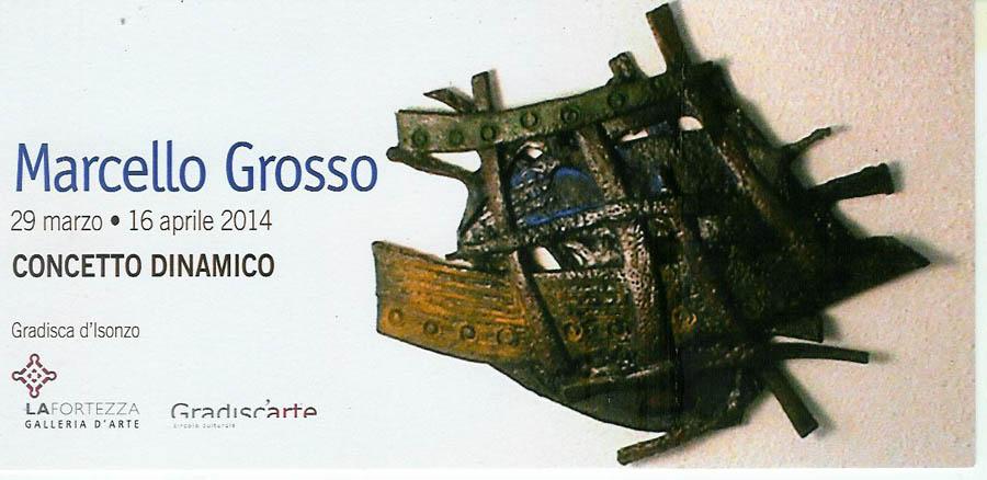 Concetto dinamico - Marcello Grosso