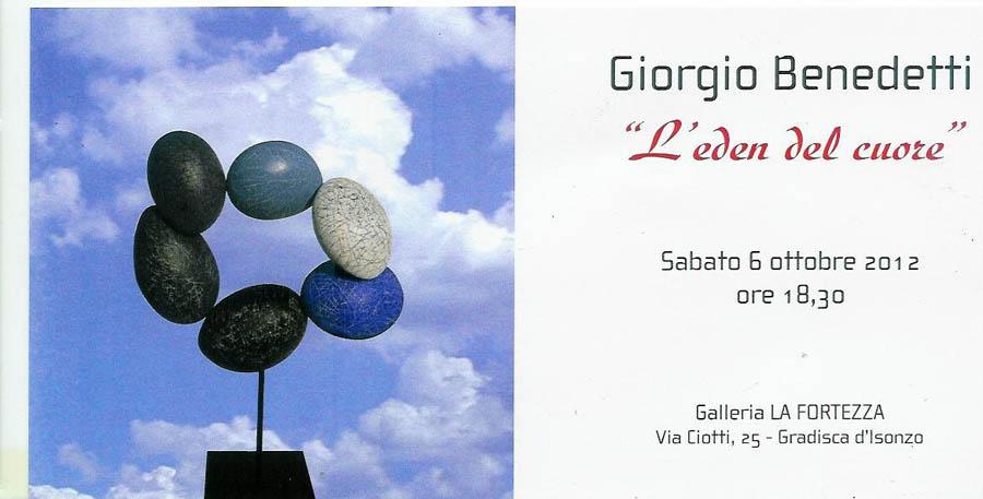 L'eden del cuore - Giorgio Benedetti