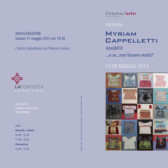 A(m)bito - Myriam Cappelletti