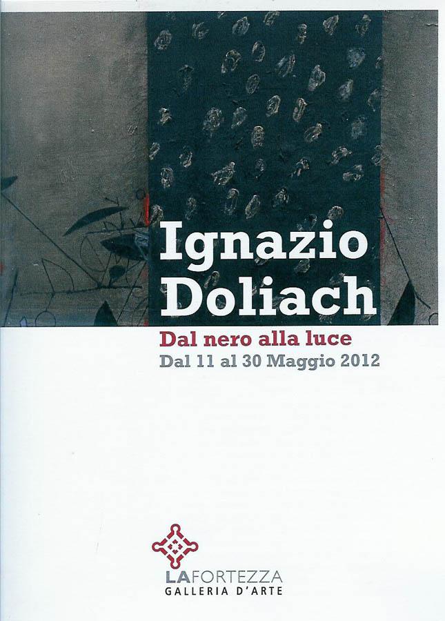 Dal nero alla luce - Ignazio Doliach