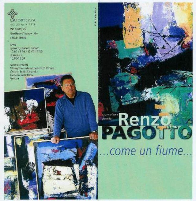 Come un fiume - Renzo Pagotto