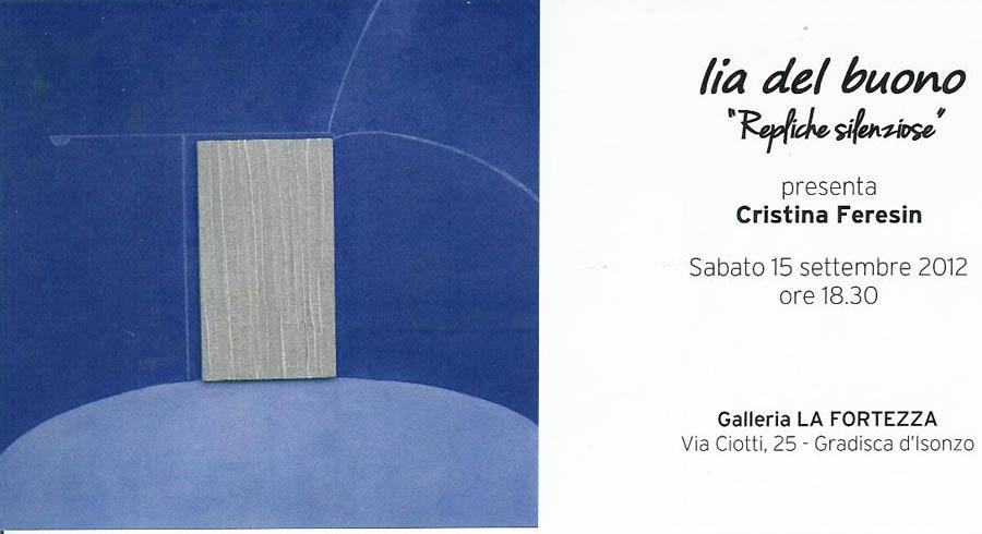 Repliche silenziose - Lia Del Buono