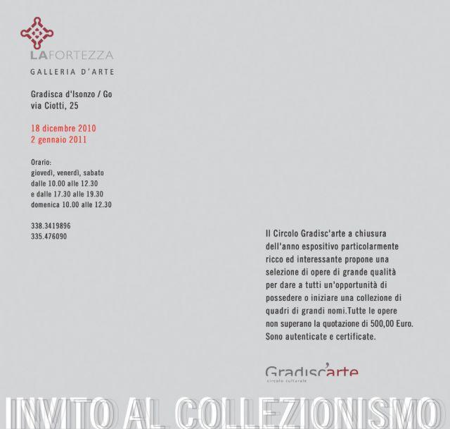Invito al collezionismo 2011