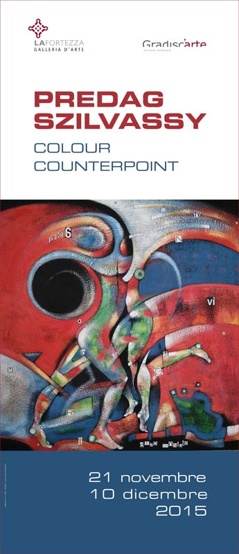 Colour Counterpoint - Predag Szilvassy